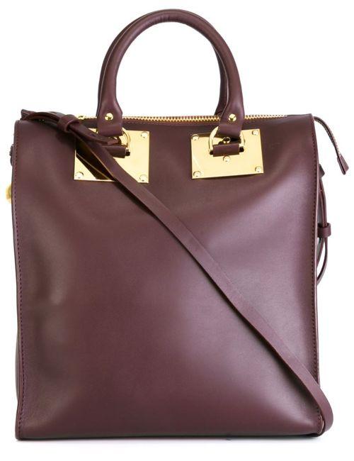 Sophie Hulme | Женское Розовый Box Tote Bag