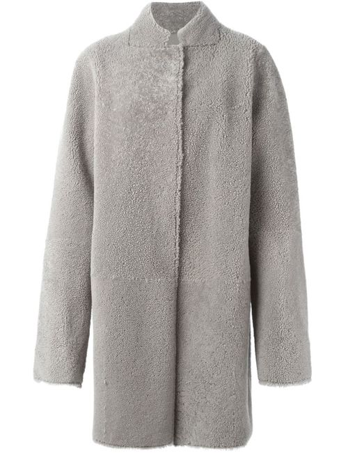 Sylvie Schimmel | Женское Серый Reversible Coat
