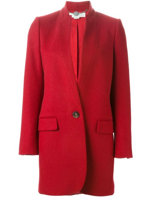 Stella Mccartney | Женское Красное Пальто Bryce