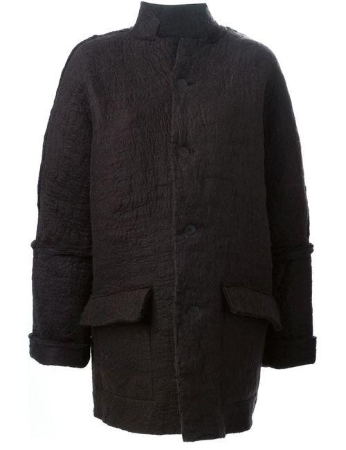TOOGOOD | Женское Коричневое Короткое Пальто