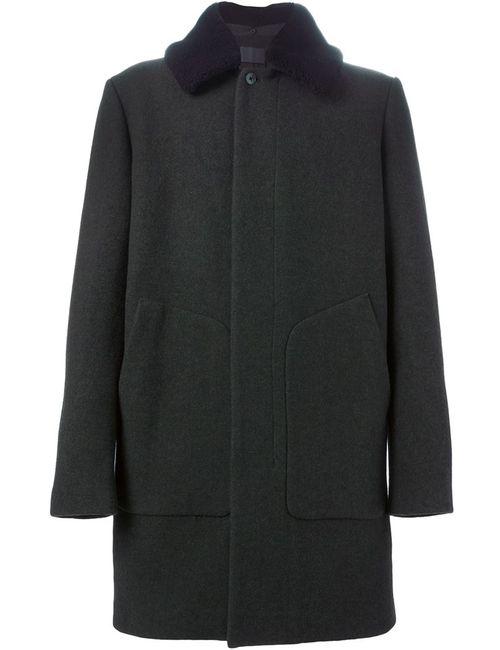 Alexander Wang | Мужское Коричневое Классическое Пальто