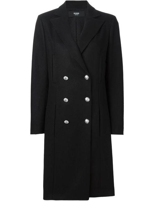 Versus | Женское Чёрный Double Breasted Coat
