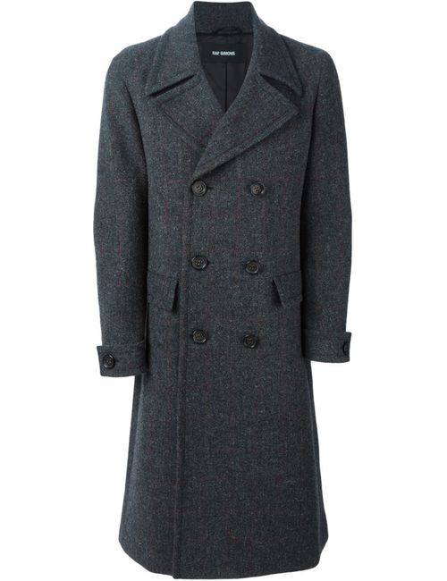 Raf Simons | Женское Double Breasted Coat