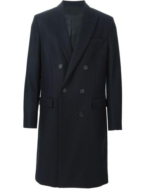 Ami Alexandre Mattiussi | Мужское Синий Double Breasted Coat