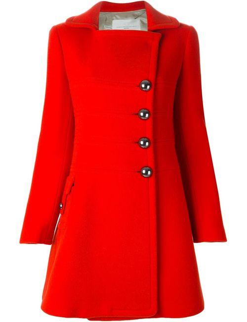 Aquilano-Rimondi | Женское Красное Двубортное Пальто