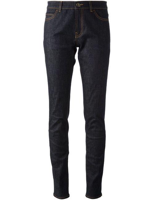 Valentino | Женское Синий Classic Skinny Jeans