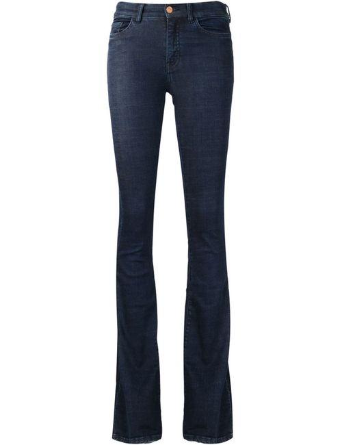 Mih Jeans | Женские Синие Расклешенные Джинсы