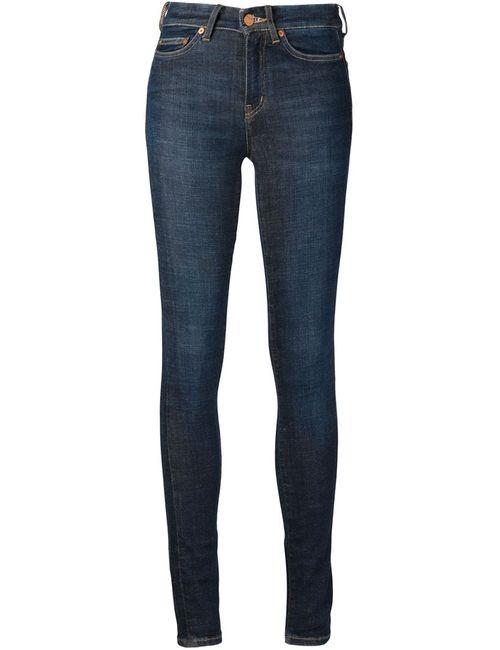 Mih Jeans | Женские Синие Джинсы Кроя Скинни
