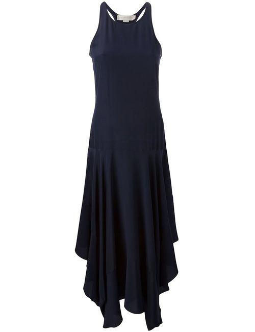 Stella Mccartney | Женское Черный Платье Со Спинкой Рейсер
