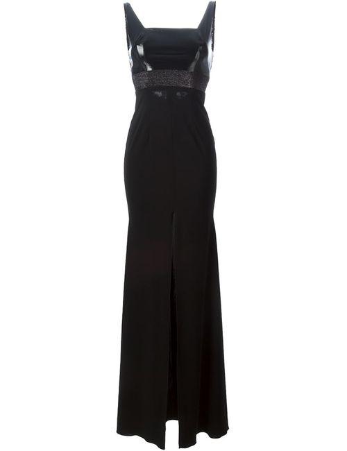 ALEX PERRY | Женское Черный Вечернее Платье Paulette