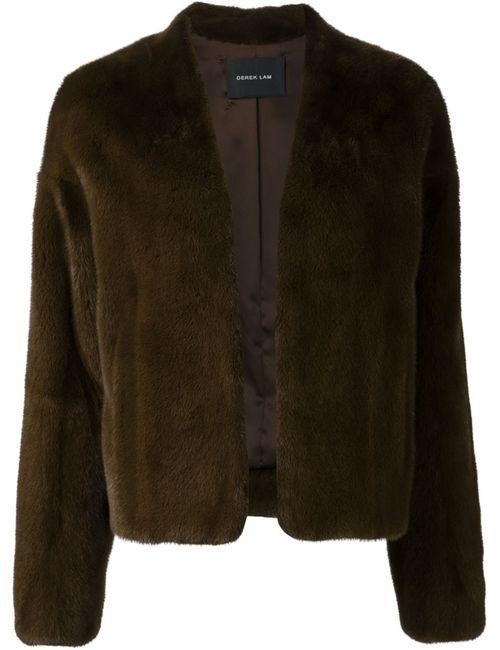 Derek Lam | Женское Коричневый Mink Fur Jacket