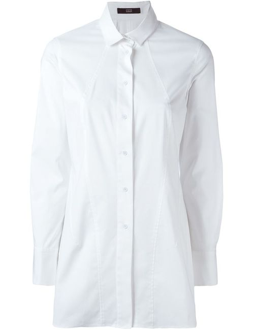 Steffen Schraut | Женское Черный Long Shirt