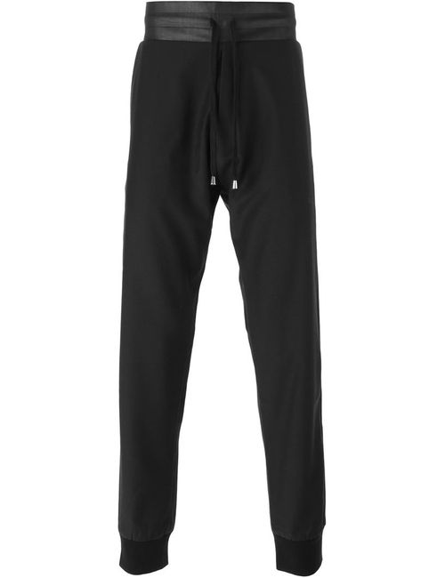 Unconditional | Чёрный Gathered Ankle Trousers
