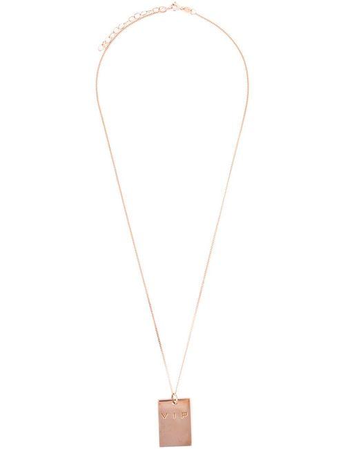 TRUE ROCKS | Женское Серебристый Vip Pass Necklace