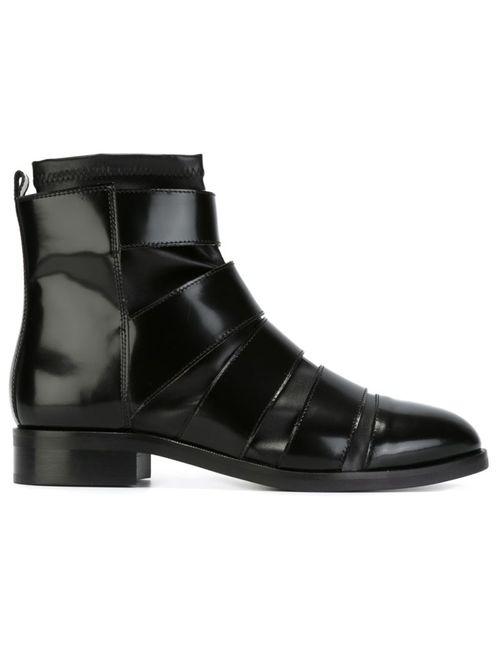 Maison Margiela | Женское Чёрный Strappy Ankle Boots