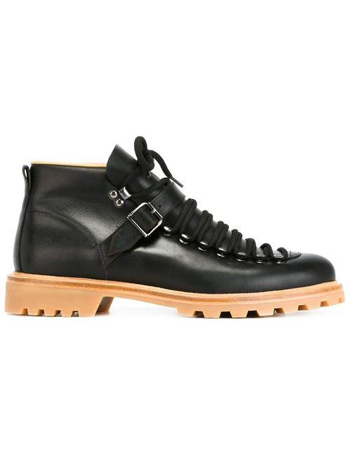 A.P.C. | Мужские Чёрные Походные Ботинки Pyrenees