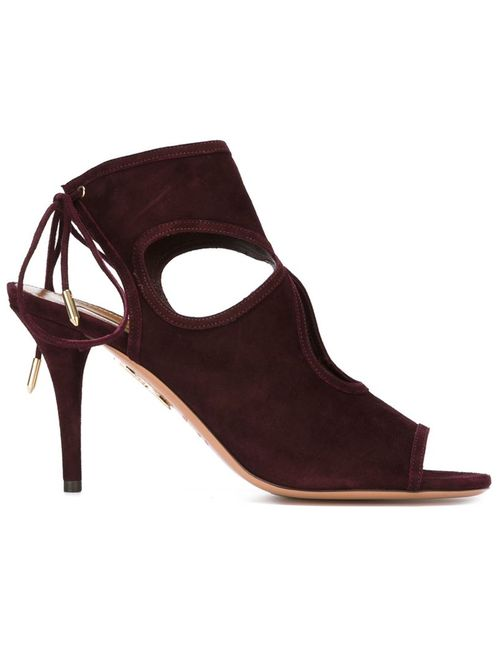 Aquazzura | Женское Розовый Sexy Thing Sandals