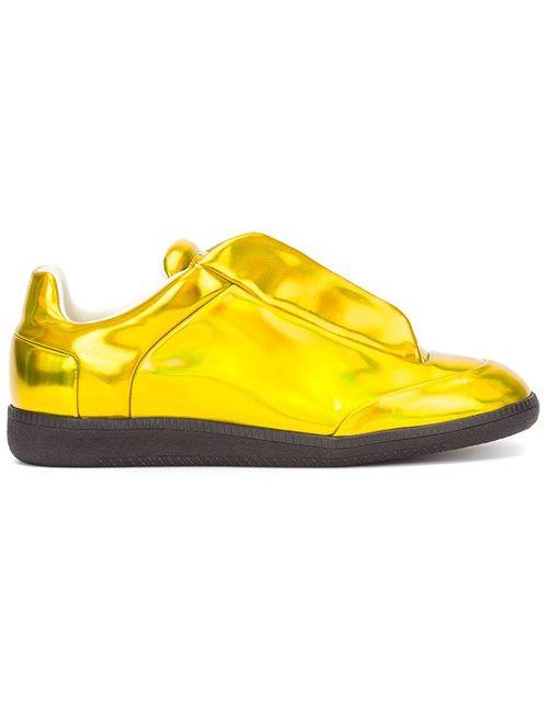 Maison Margiela   Мужское Желтый Future Sneakers