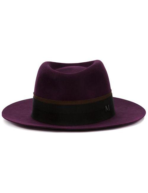 Maison Michel | Женское Розовый Felt Fedora Hat