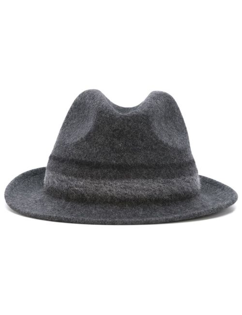 Paul Smith | Мужская Серая Классическая Шляпа-Федора