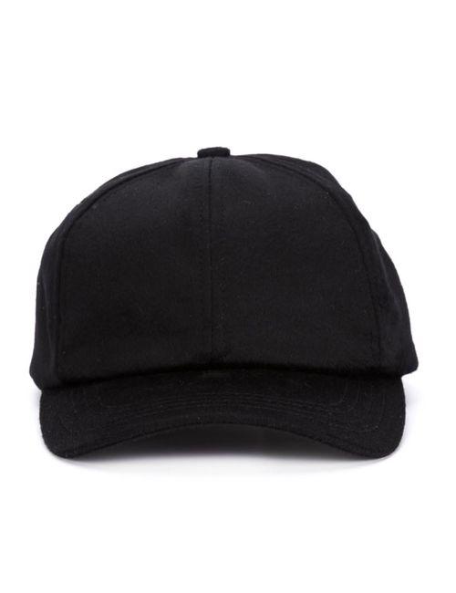 Ami Alexandre Mattiussi | Мужское Чёрный Logo Baseball Cap