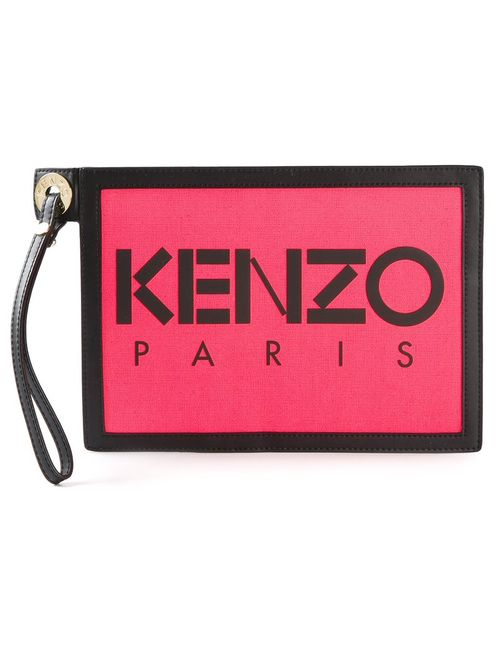 Kenzo | Женское Multicolour Paris Clutch