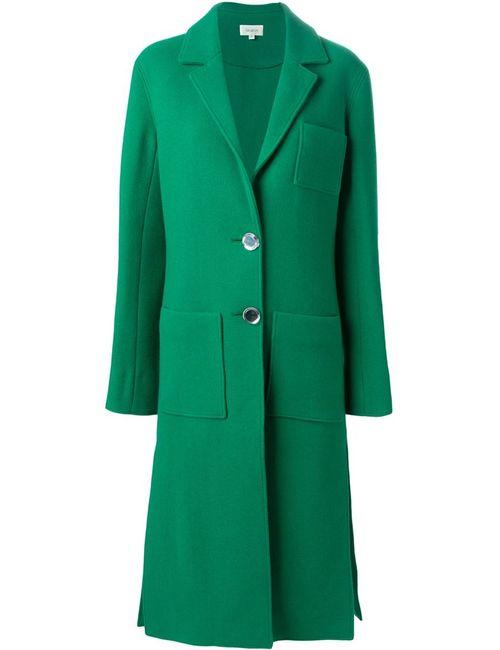 Isa Arfen | Женское Зелёный Patch Pocket Coat