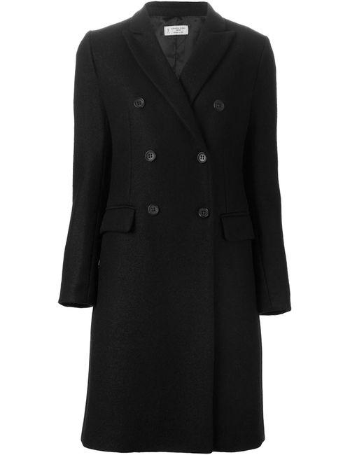 Alberto Biani | Женское Черный Двубортное Пальто