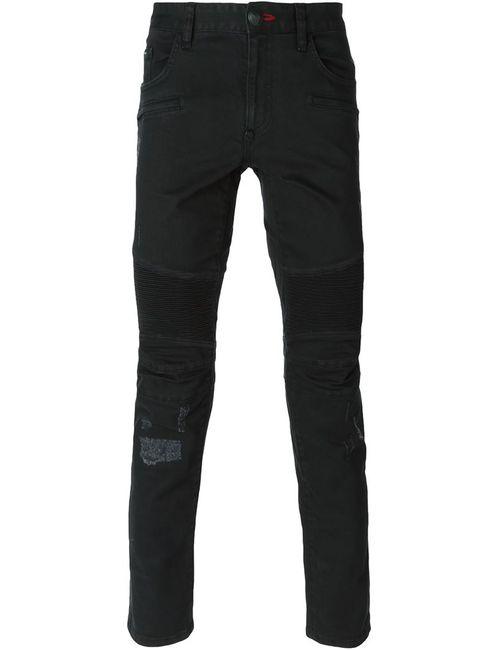 Philipp Plein | Мужское Чёрный No Reason Skinny Jeans
