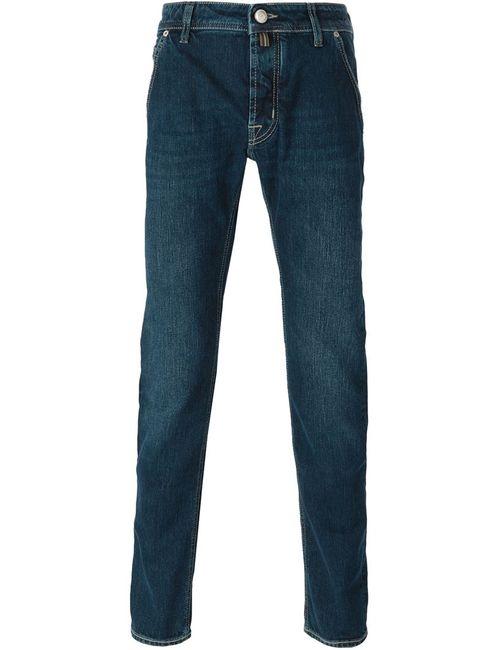 Jacob Cohёn | Мужское Синий Jacob Cohen Slim Fit Jeans