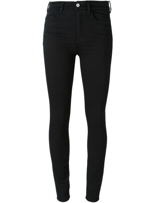 Mih Jeans | Женские Чёрные Джинсы Кроя Скинни