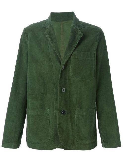 SOCIETE ANONYME | Мужское Зелёный Corduroy Blazer