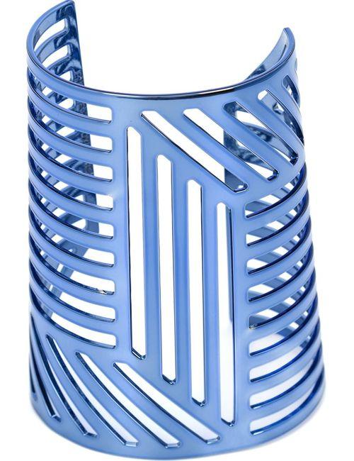 Pierre Hardy | Женские Синие Кафф С Геометрическим Дизайном