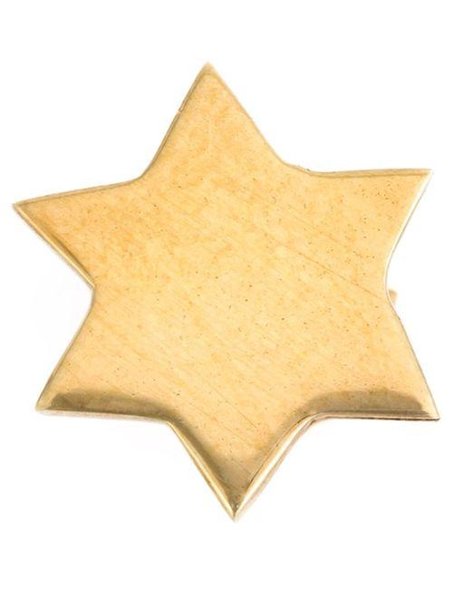 KATRINE KRISTENSEN | Женское Серебристый Star Earring