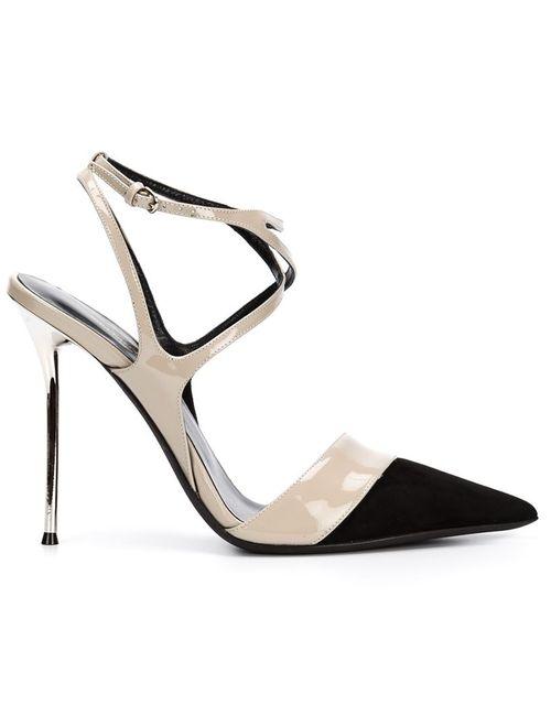 Narciso Rodriguez | Женские Двухцветные Туфли На Шпильке