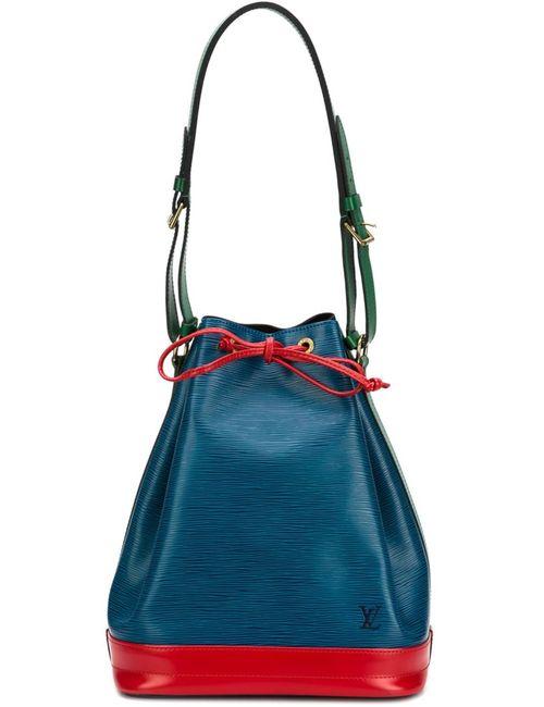 LOUIS VUITTON VINTAGE | Женское Синий Colour Block Shoulder Bag