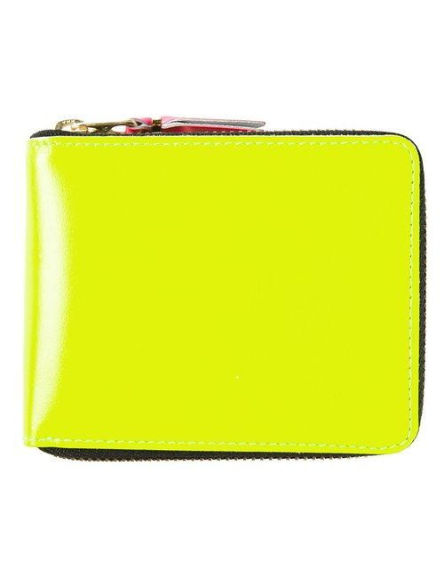 Comme Des Garcons | Женское Желтый Comme Des Garçons Wallet New Super Fluo