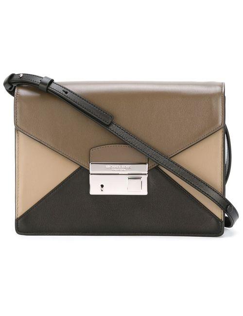 Michael Kors | Женское Чёрный Medium Gia Shoulder Bag