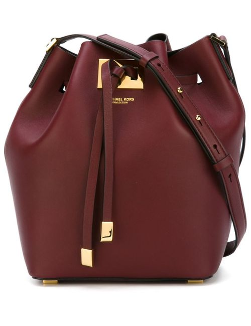 Michael Kors | Женское Красный Medium Miranda Bucket Bag