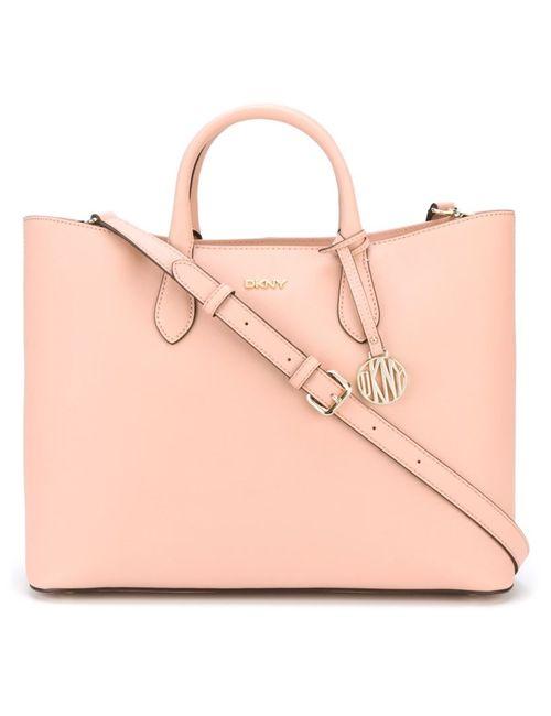 DKNY | Женская Розовая Сумка-Тоут