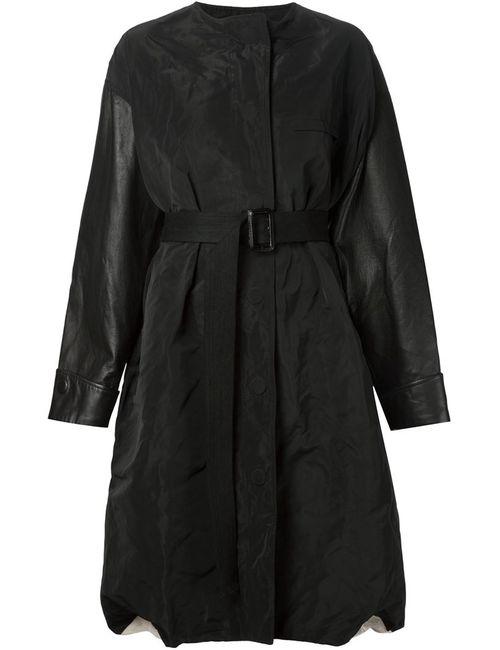 Vera Wang | Женское Чёрный Oversized Coat
