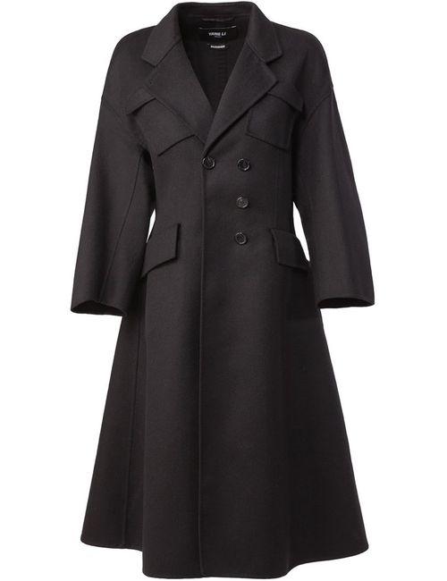 Yang Li | Женское Чёрный Cinched Waist Coat