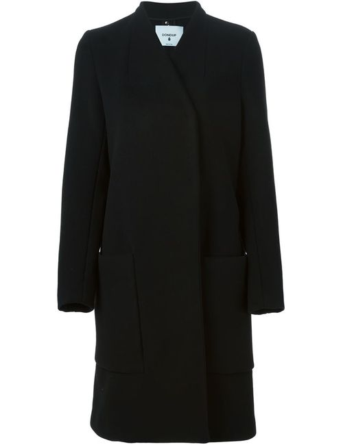 Dondup | Женское Черный Двубортное Пальто