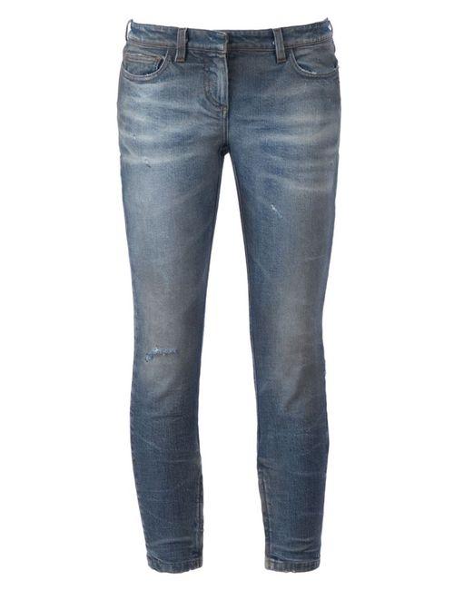 Faith Connexion | Женское Синий Skinny Jeans