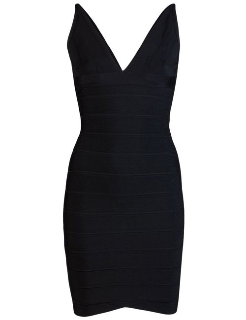 Hervé Léger | Женское Чёрный Lauren Dress
