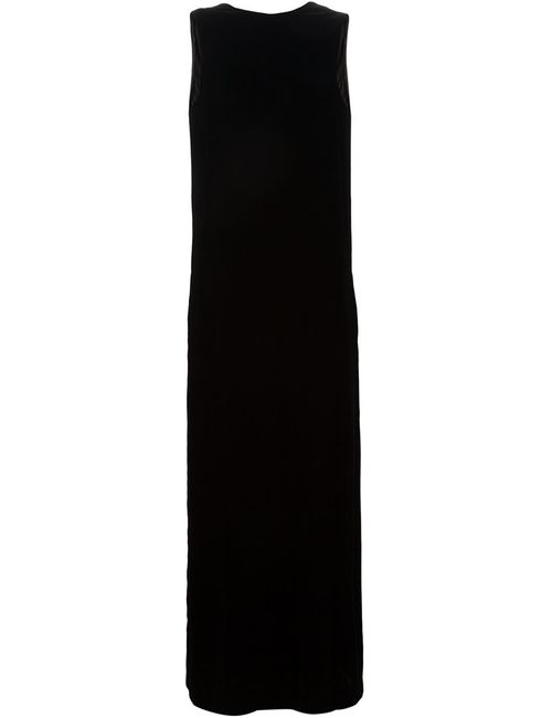 Vera Wang | Женское Черный Velvet Column Gown