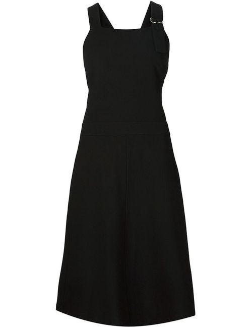 NOMIA | Женское Черный Платье С Перекрещенными Лямками На Спине