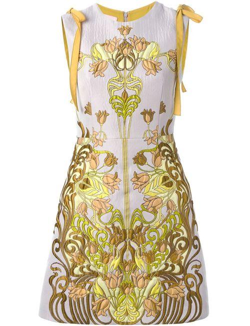 GIAMBA | Женское Многоцветный Jacquard Dress