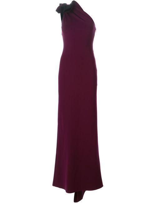 Lanvin | Женское Розовый One Shoulder Evening Gown