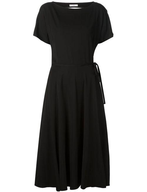 TOME | Женское Чёрный Cinched Waist Dress